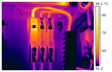 electrical thermal imaging inspection